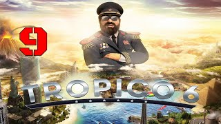 """Tropico 6 """"Beta"""" GamePlay - Part 9 Mission Acts Of God"""