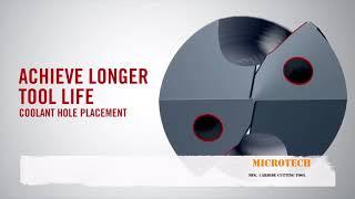 Microtech Mfg.of Carbide cutting tools Belgaum