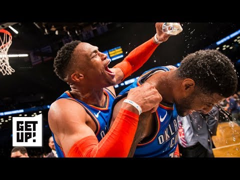 Predicting Russell Westbrook's MVP odds  | Get Up!