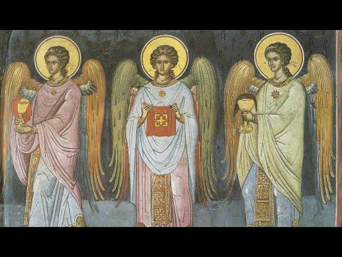 Ангелы горы афон
