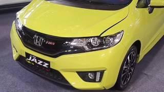 In Depth Tour Honda Jazz GK RS Minor Improvement 2016