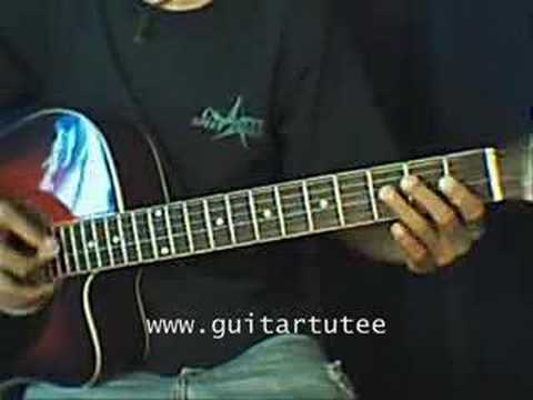 Home (of Sheryl Crow, by www.guitartutee.com)