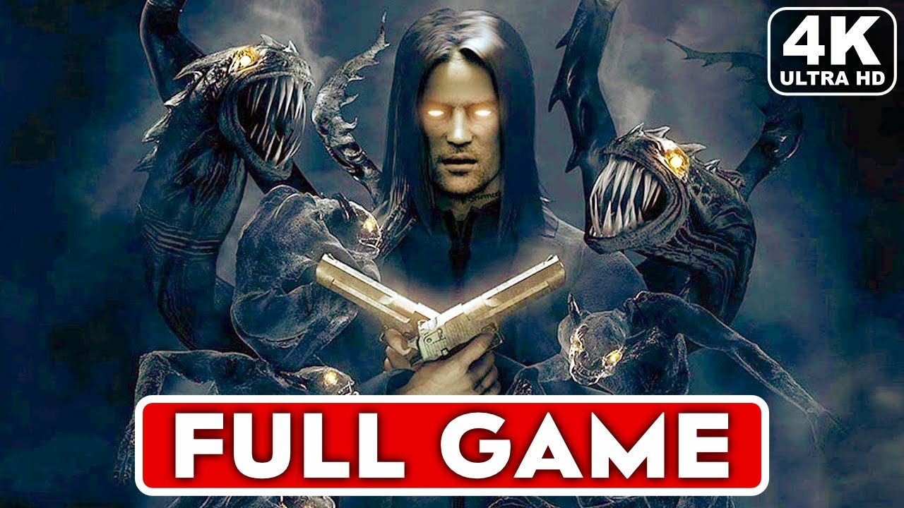 THE DARKNESS Gameplay Walkthrough Part 1 FULL GAME [4K ULTRA HD] - No Commentary