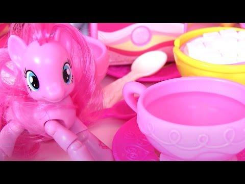 Май Литл Пони Мультик. ВЕЧЕРИНКА У ПИНКИИ ПАЙ! Мой Маленький Пони Смотреть. Пони Игры