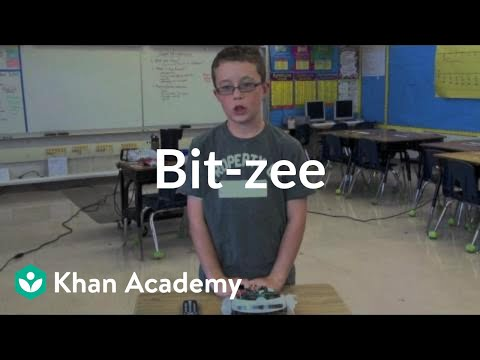 Bit-zeeeeeeeeeee (long version) | Electrical engineering | Khan Academy