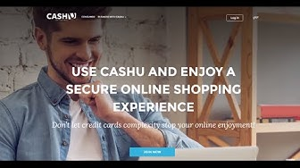 How to create a CASHU account