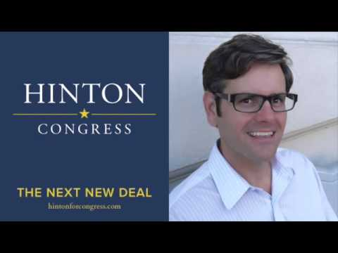 James Hinton for U.S. Congress commercial