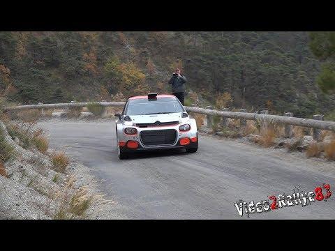 Test C3 R5 - Bonato Yoann - Rallye du Var 2017 By PapaJulien