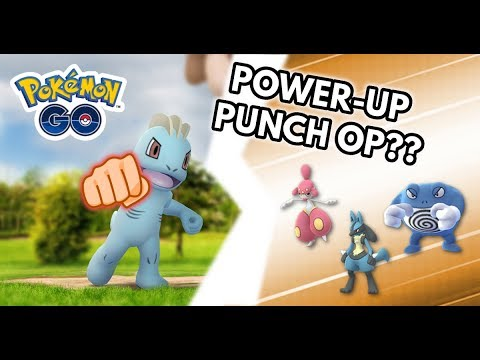 Power-Up Punch Analysis | Pokemon GO