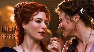 Gaia & Lucretia | illicit affairs (Spartacus Gods of the Arena)