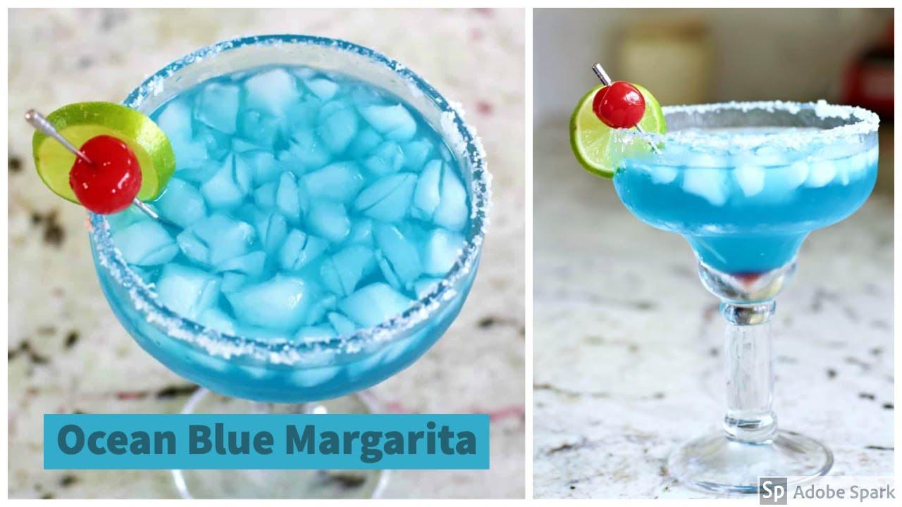 Ocean Blue Margarita