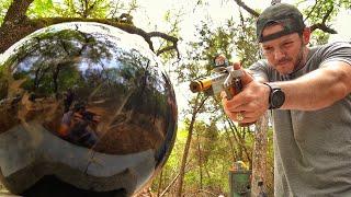 Расстрел шара из обсидиана | Разрушительное ранчо | Перевод Zёбры