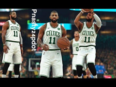 NBA 2K18 Roster: Kyrie Irving Introduction  Celtics
