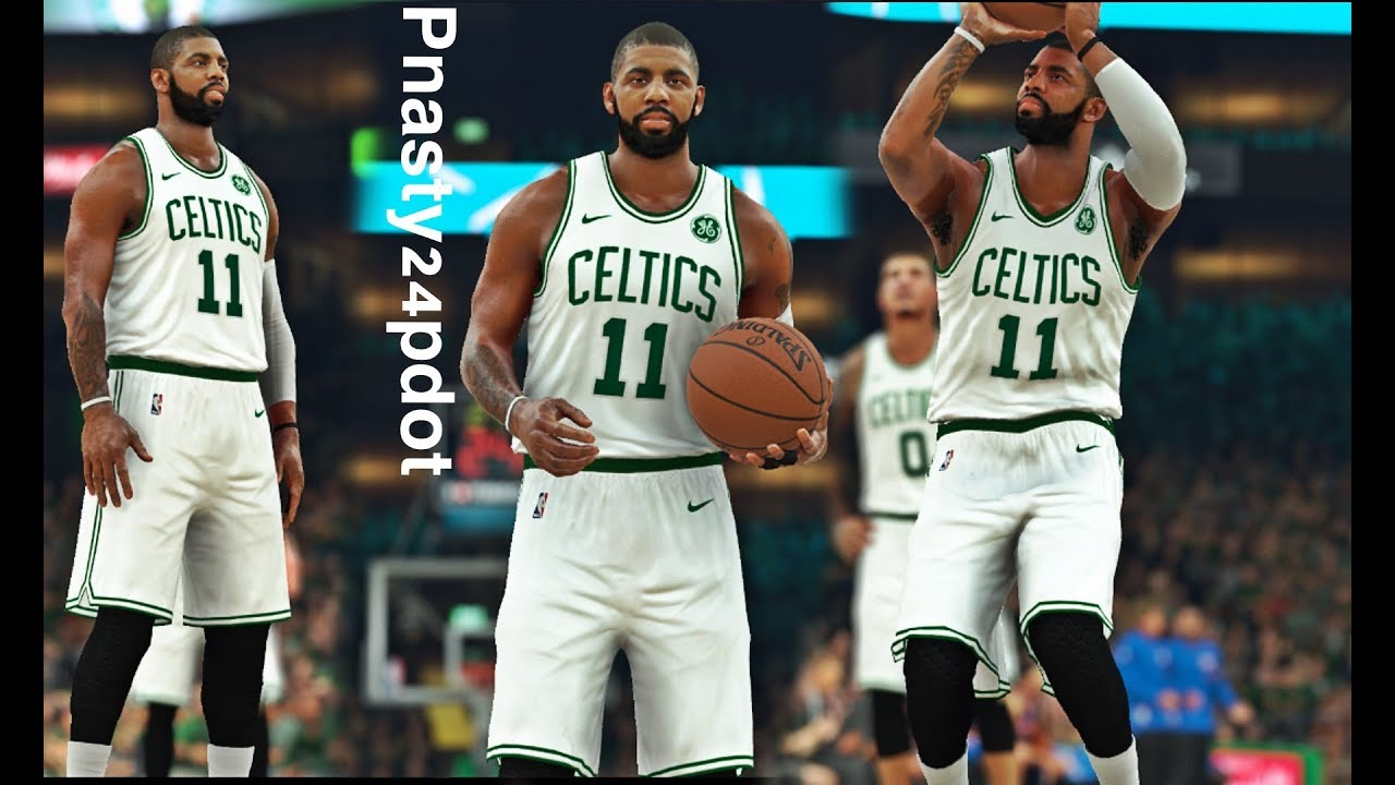 cc91d6a768e2 NBA 2K18 Roster  Kyrie Irving Introduction