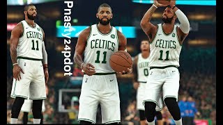 "NBA 2K18 Roster: Kyrie Irving Introduction ""Celtics"""