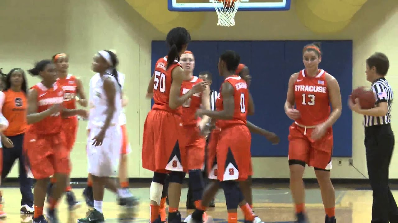 Highlights | Syracuse vs. Baylor - Syracuse Women\u0027s Basketball ...
