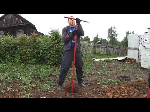 Как сделать самому для бурения скважин под фундамент