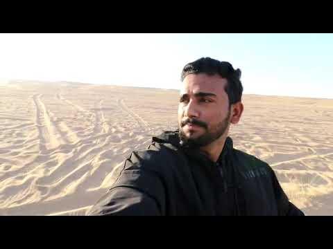 Dubai desert night camping @ARIZ VLOGGER