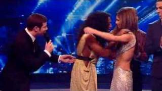 X Factor 2008 - The Final Winning Result - Live Show 10: Alexandra Burke Wins