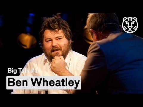 Big Talk #1: Ben Wheatley (Sightseers)