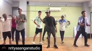 HIGH RATED GABRU | Nawabzaade | Nrityaaangan Dance Studio| Aakash Pandey |