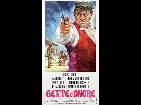 Gente d'onore - Lallo Gori - 1967
