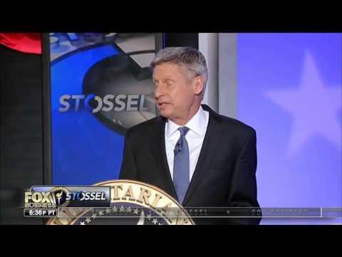 Gary Johnson: Libertarian Debate Highlights