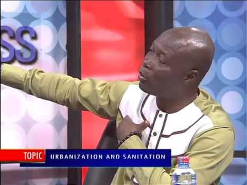 Urbanization and Sanitation - PM Express on Joy News (20-5-15)