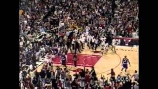 1997 NBA Finals - Utah vs Chicago - Game 6 Best Plays