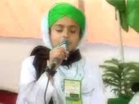 Naat e Mustafa - Molood Ki Ghari Hai Chalo Amina Ke Ghar - Naat Khawan of Madani Channel
