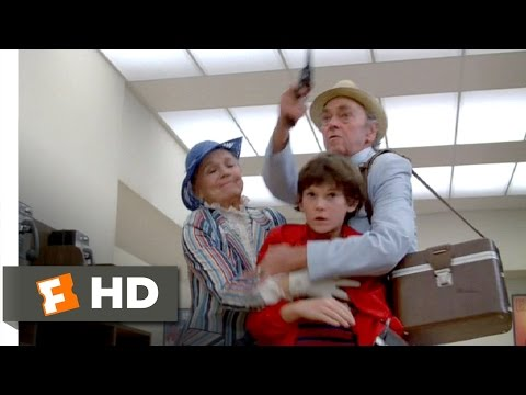 Cloak & Dagger (9/10) Movie CLIP - Airport Showdown (1984) HD