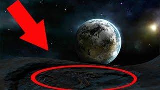 Ay'dan Getirilen İnsan Ve Hayvan Kemikleri