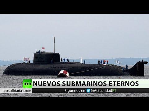 Los submarinos nucleares rusos no recargarán combustible en su vida útil