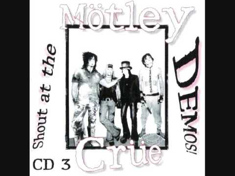 Mötley Crüe - Without You [Demo]