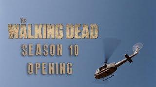 The Walking Dead - Season 10 Opening Scene [HD]