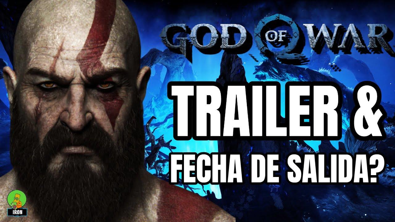 GOD OF WAR RAGNAROK TRAILER A FINALES DE JUNIO? NUEVO EVENTO DE PLAYSTATION
