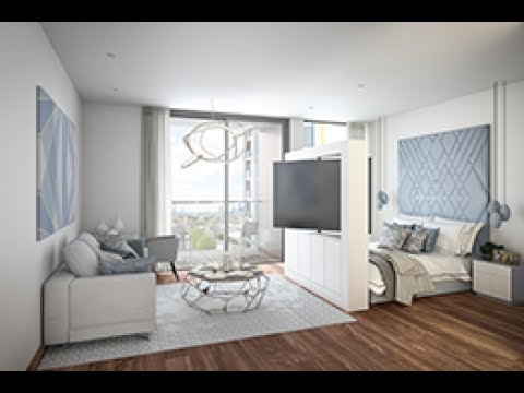 Galliard Homes - London Studio Apartments