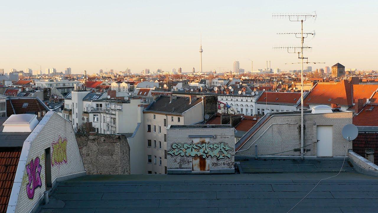 berlin rooftops neuk lln arcaden in a berlin minute week 346 4k youtube. Black Bedroom Furniture Sets. Home Design Ideas