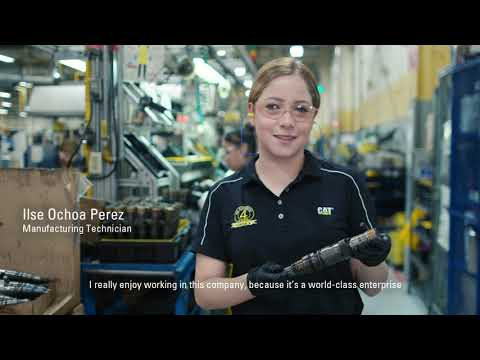 Cat® Reman Employees Share The Value Of Remanufacturing | Caterpillar Inc.