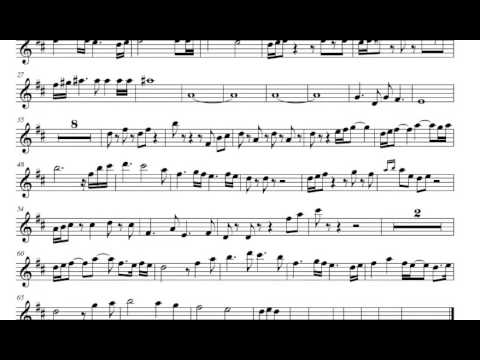 Concerning Hobbits (Lord of the rings) violin sheet music