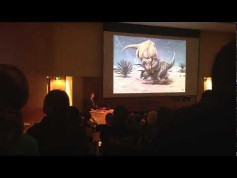 The Life and Times of Tyrannosaurus Rex, by Dr. Thomas Holtz. Lecture