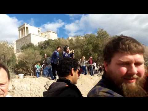 Back to Berlin Travels: Athens, Greece