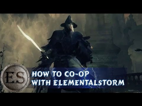 Bloodborne - How to co-op and use the bells (Gameplay/Info/PS4)