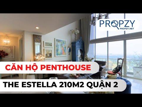 PROPZY - Bán căn hộ Penthouse Estella An Phú Quận 2 Chính Chủ