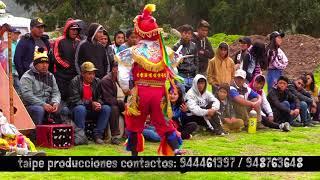 DANZA DE LAS TIJERAS  AURAHUA 2018 PIKICHAKI VS.INFERNAL Y TEMPESTA