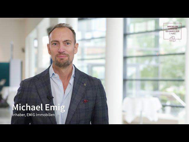 Was schätzt der Hausverwalter EMIG Immobilien an der offene Plattform von facilioo?