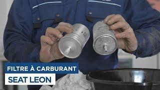 Changer le Filtre à Carburant sur Seat Leon