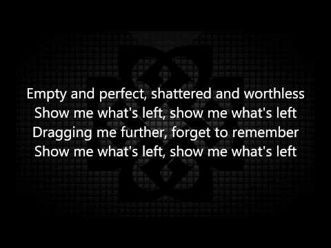 Breaking Benjamin - Never Again / Lyrics