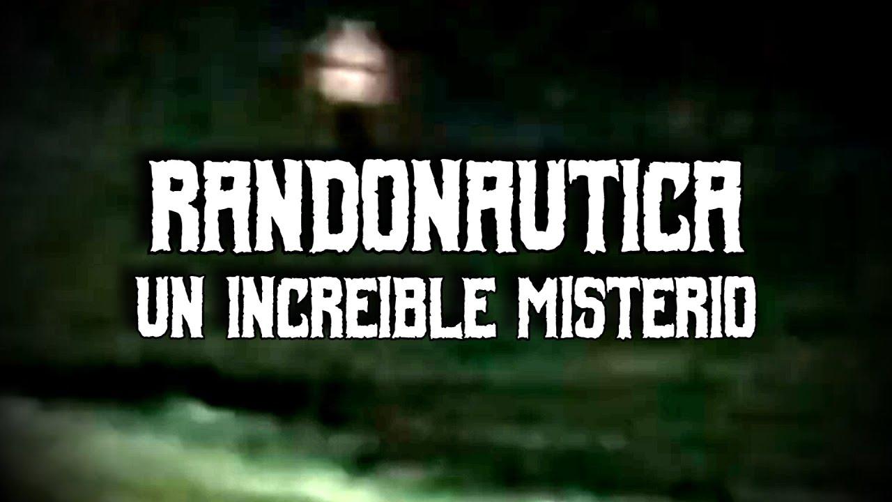 EL MISTERIO DE RANDONAUTICA   DavoValkrat
