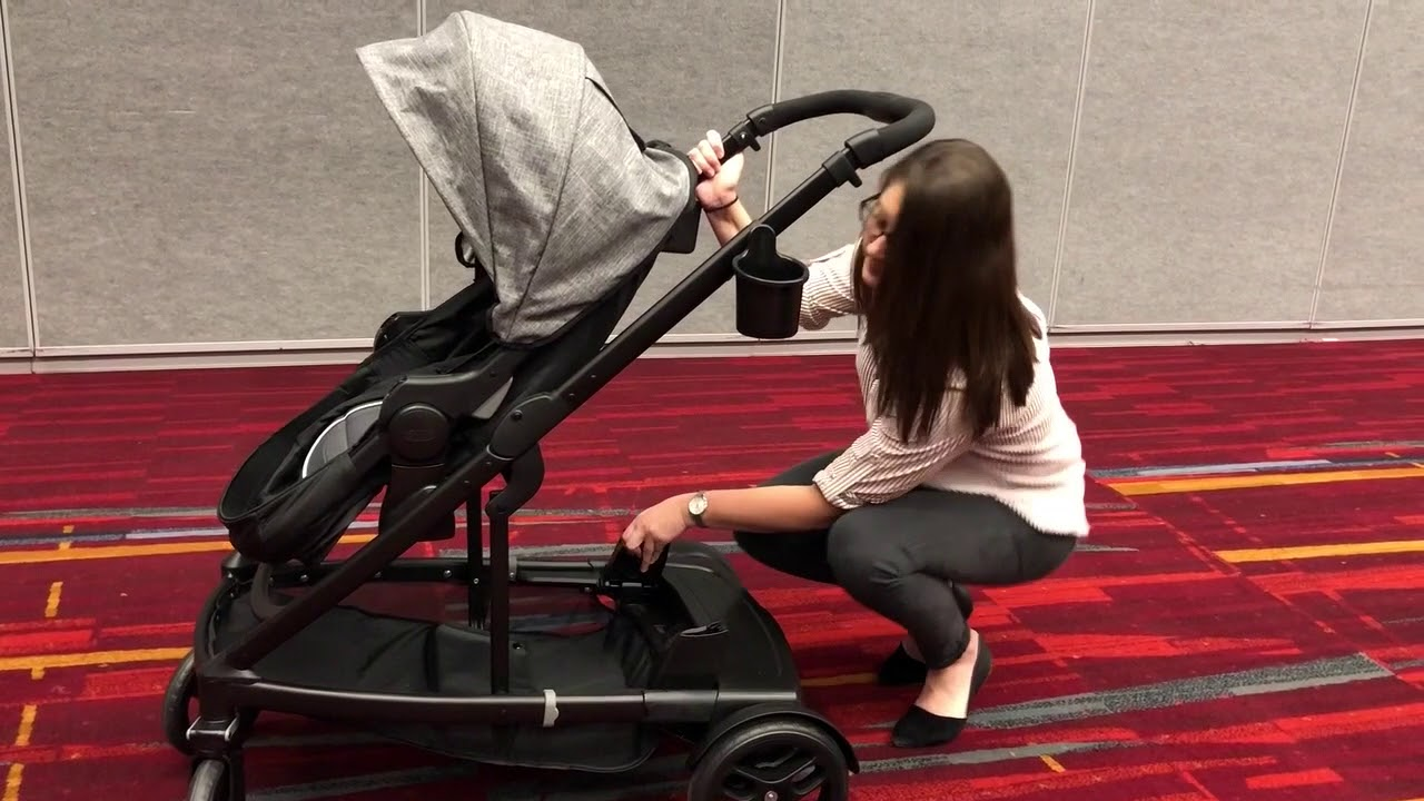 New Graco Uno To Duo Double Stroller Sneak Peek Youtube